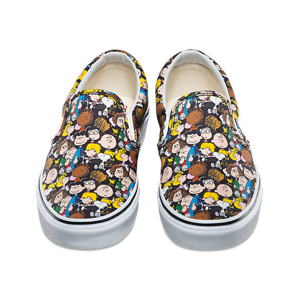 vans schuhe cartoon