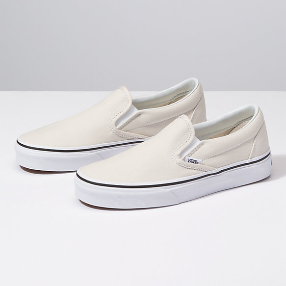 how to clean white slip on vans