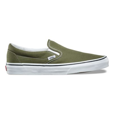 Vans Classic Slip On True White Women Shoes Canvaswearing vans to the gymofficially authorized