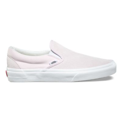 5a6fc37dff Suede Canvas Slip-On