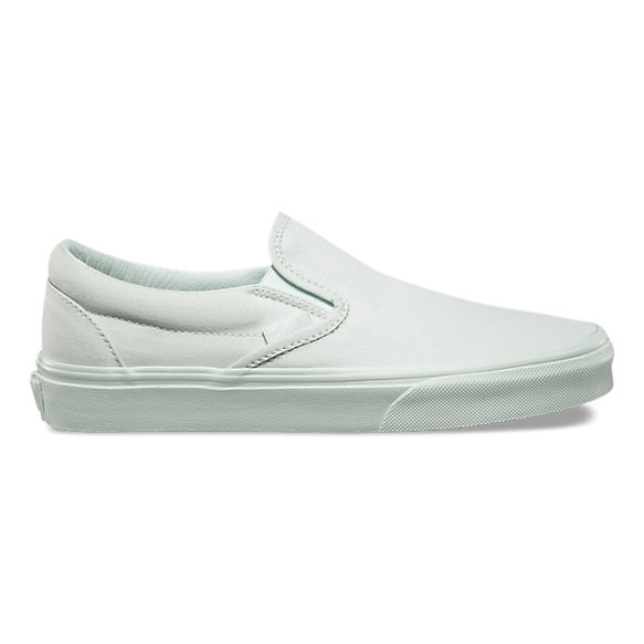 Mono Canvas Slip-On