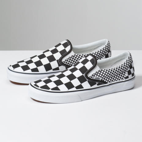 Vans Remixes Iconic Checkerboard
