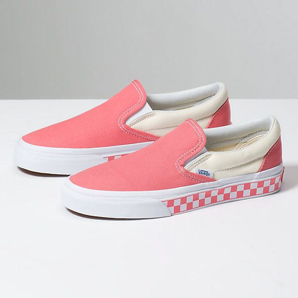 Checker Sidewall Slip On