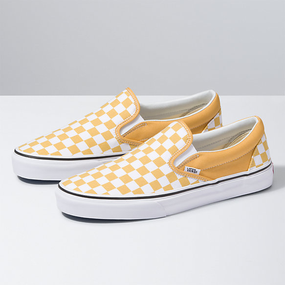 Pulito Cater amministrazione  Checkerboard Slip-On | Shop Classic Shoes At Vans