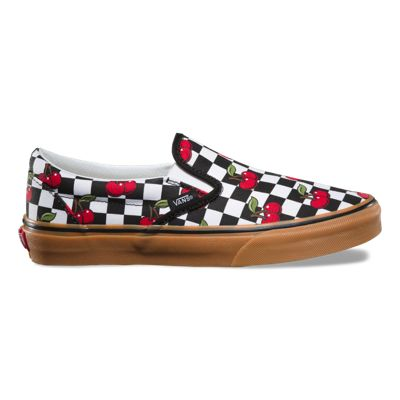 c9ee10f1fb7 Cherry Checker Slip-On | Shop At Vans