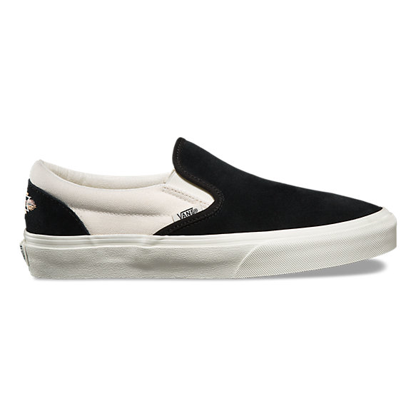 Native Embroidery Slip-On