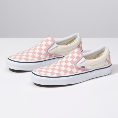 Checkerboard Slip-On | Shop At Vans