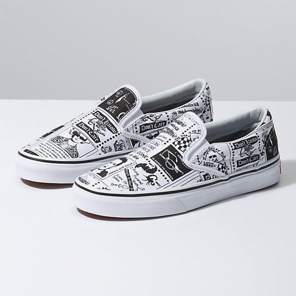 Vans x Ashley Williams Slip-On