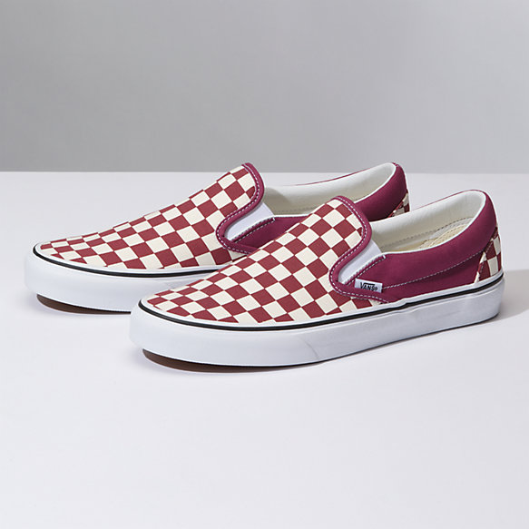 c8336154e434f9 Checkerboard Slip-On