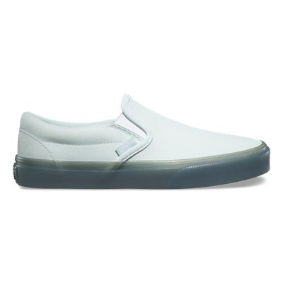 Translucent Gum Slip On by Vans