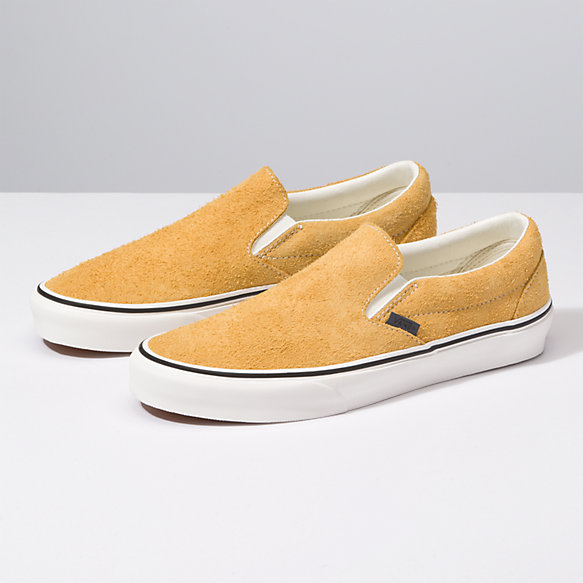 8e547cc2d47c9d Hairy Suede Classic Slip-On