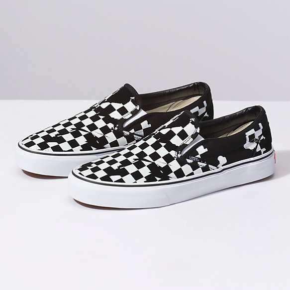 check vans slip on