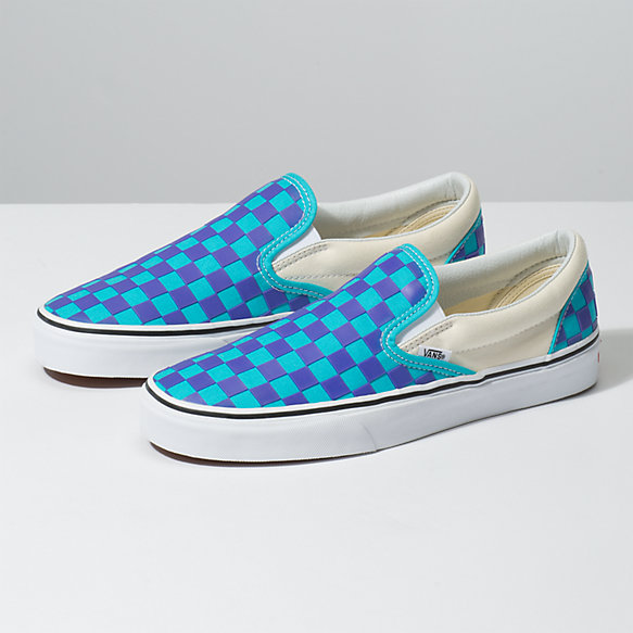 Thermochrome Checker Slip-On