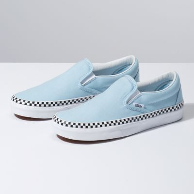 Ottimismo conformarsi Altitudine  Check Foxing Slip-On | Shop Shoes At Vans