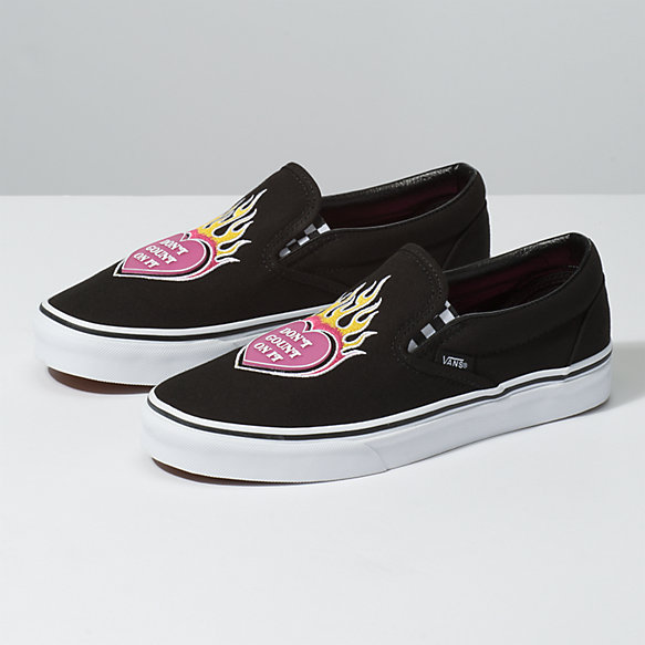 Magic Oracle Slip-On