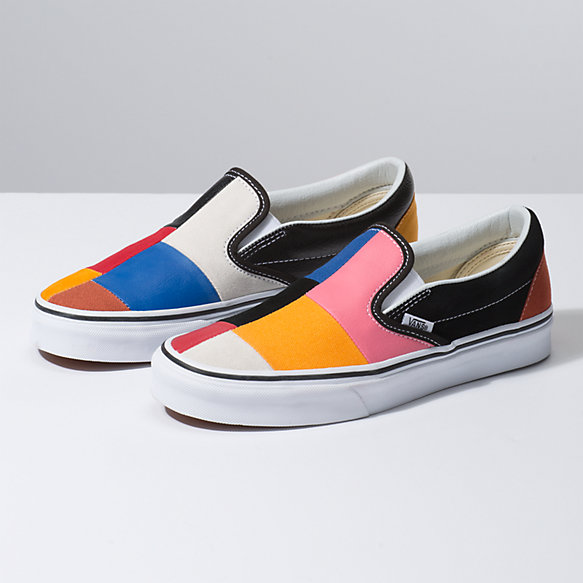 a7997aa78f0caa Patchwork Slip-On
