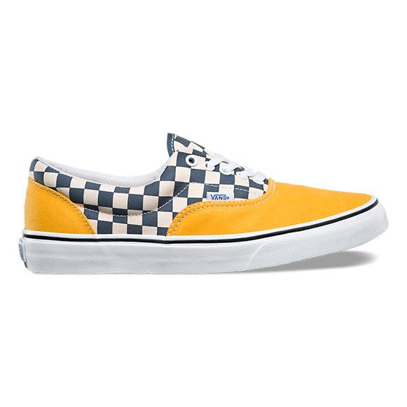 Vans ERA - Trainers - true blue/yellow qwHAR9cD7