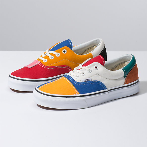vans multicolor chaussures india