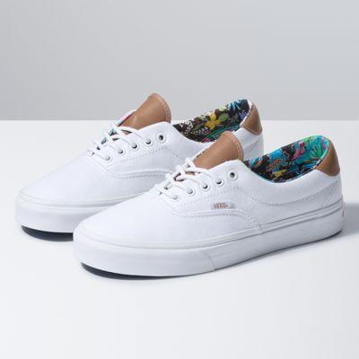 vans era 59 white - Tienda Online de Zapatos, Ropa y Complementos ...