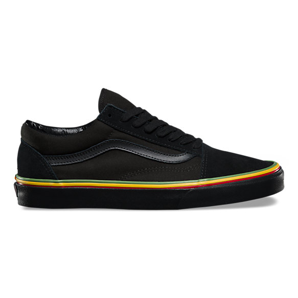 old skool jamaican vans for sale