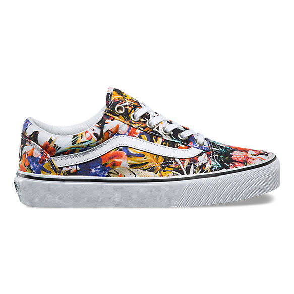 Cuban Floral Old Skool