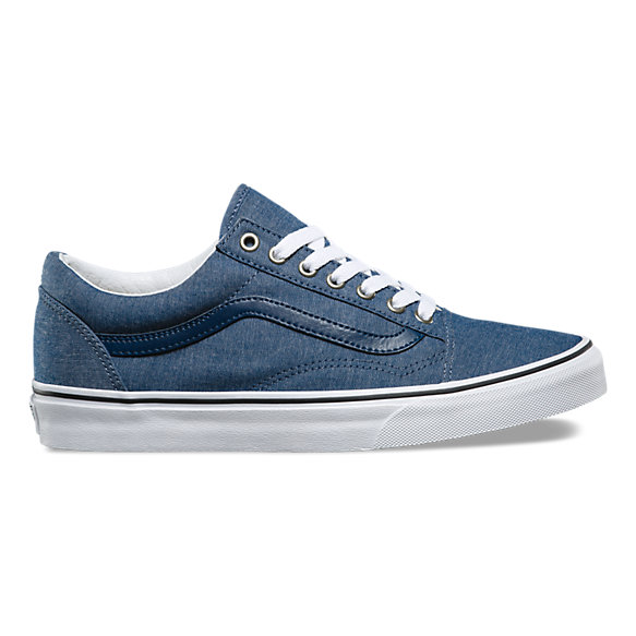 vans old skool chambray