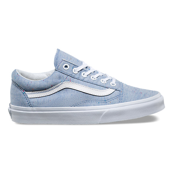 vans old skool pale pink grey