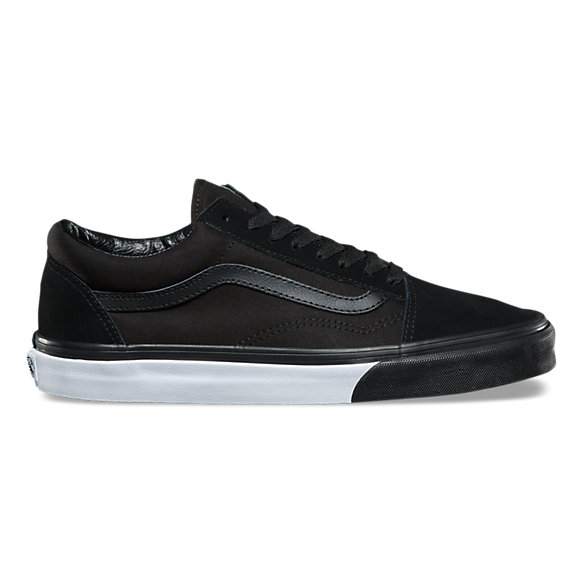 Tenisky Vans Old Skool mono bumper dress blues