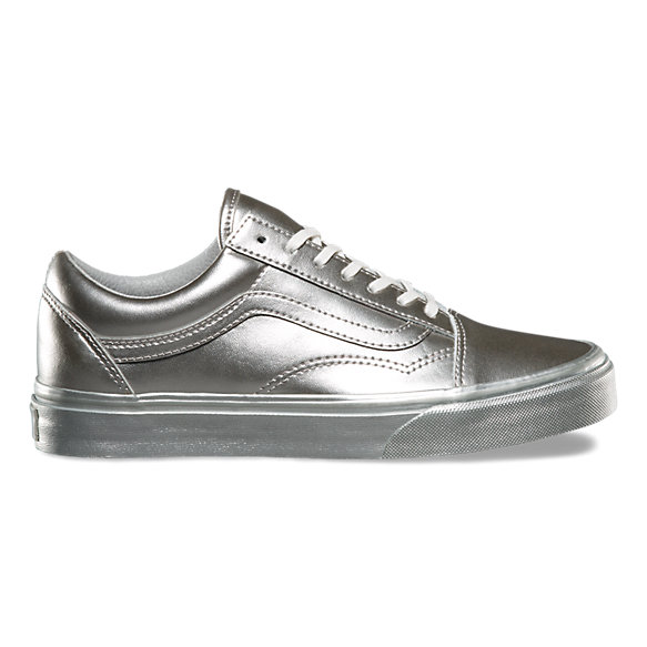 Metallic Sidewall Old Skool  391ed583432