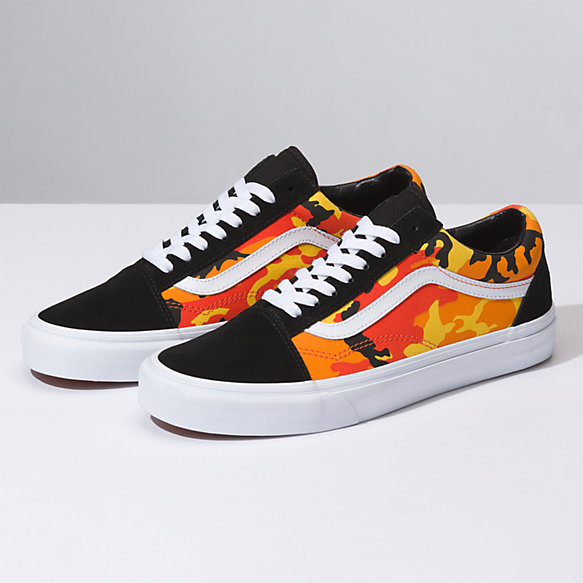 Pop Camo Old Skool  33e738677