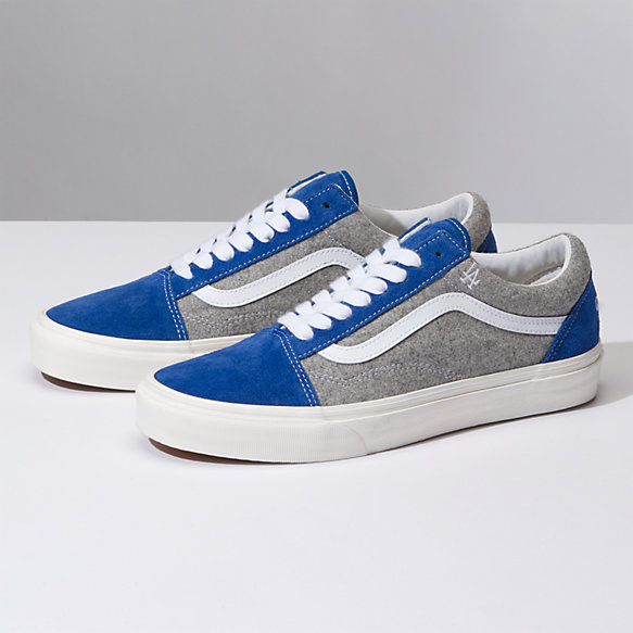 MLB Wool Old Skool | Shop At Vans