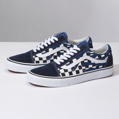 vans blu navy