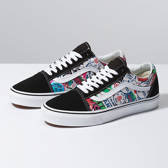 7d23fe0b6fda3f Vans Mash Up Old Skool