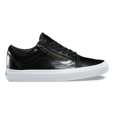 e69934c3f4bb5 Smooth leather Old Skool Zip DX