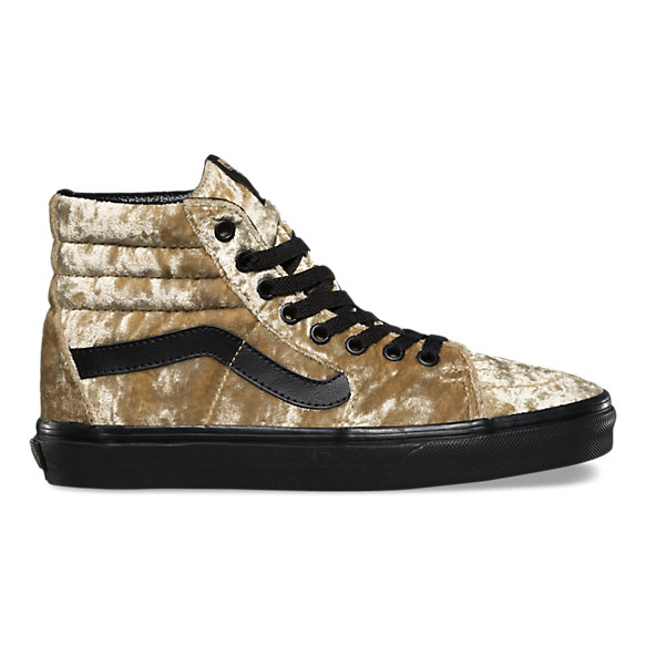Velvet SK8-Hi. Share Your Style  3b05217b4