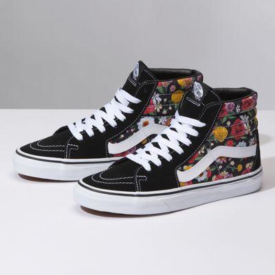 1656aa4370 Lux Floral SK8-Hi