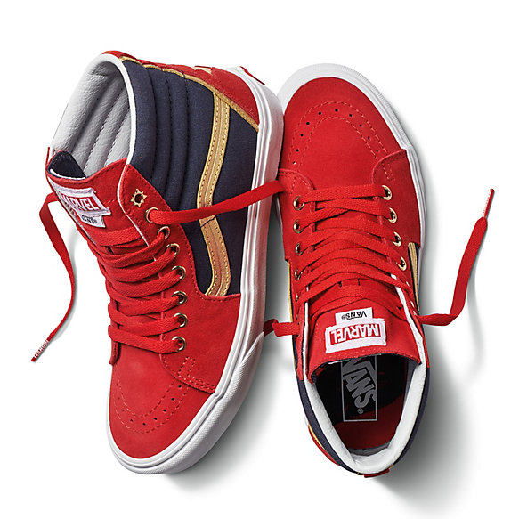 Vans X Marvel SK8-Hi | Shop At Vans