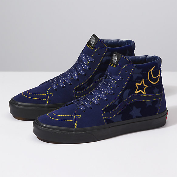 scarpe donna vans fantasia