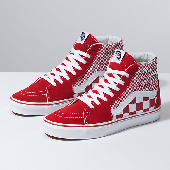 Mix Checker Sk8-Hi