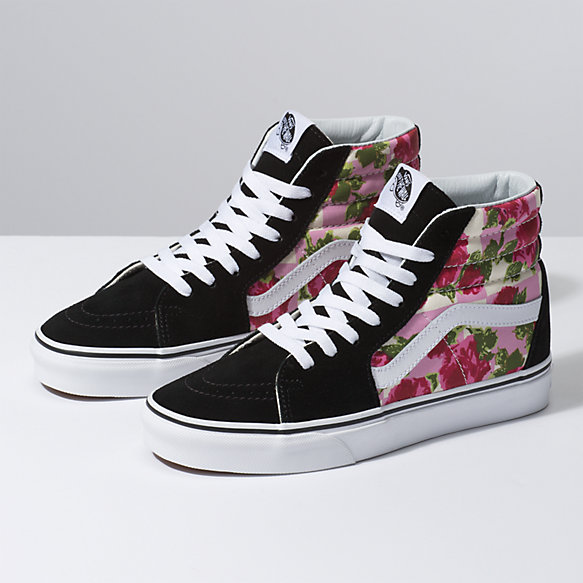 5437d3b24f11ab Romantic Floral Sk8-Hi