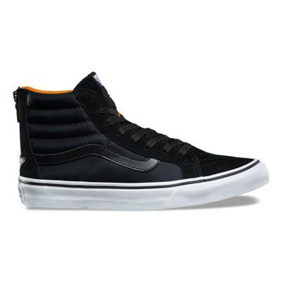 Unisex Vans SK8-Hi Slim Zip Sneaker