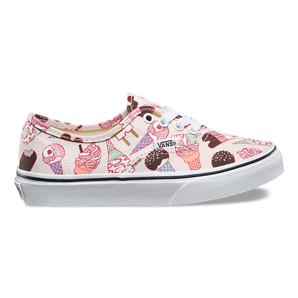 kids vans shoes pink