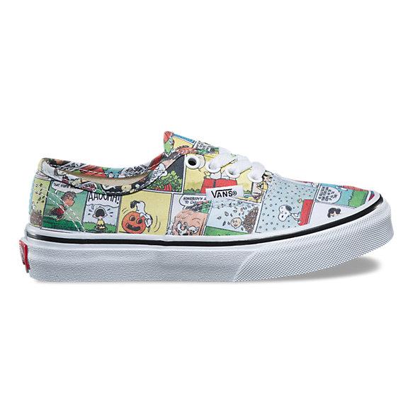 631b8149915e Kids Vans x Peanuts Authentic