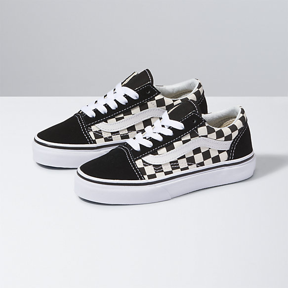 vans old skool black kids