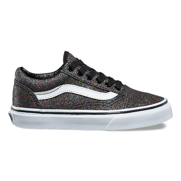 vans glitter old skool