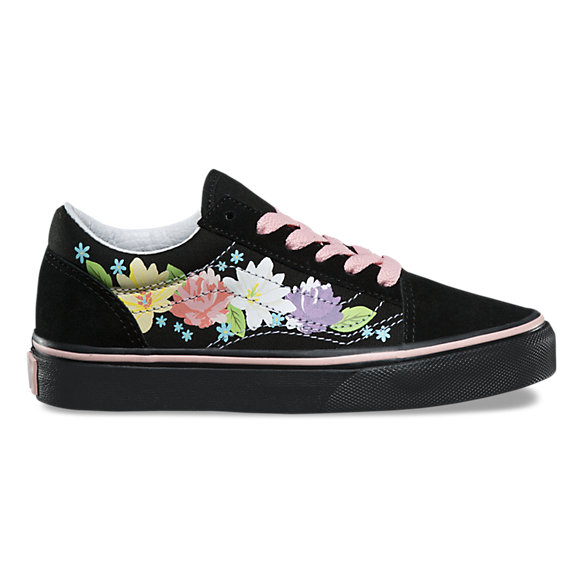 Kids Flower Crown Old Skool