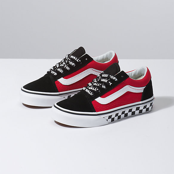 Kids Logo Pop Old Skool