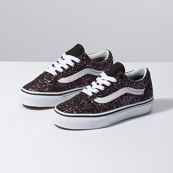 Kids Glitter Stars Old Skool