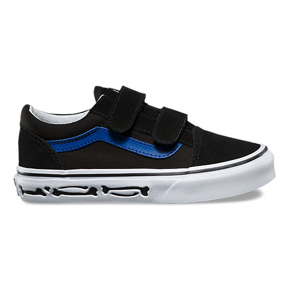 Kids Sidewall Perf Old Skool V