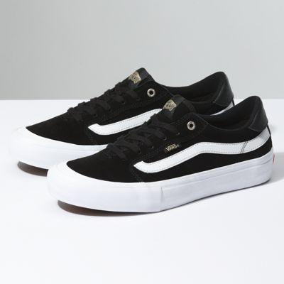 Alta qualit Vans Style 112 Pro Black/Black/White vendita